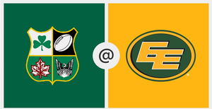 MICRC and the Edmonton Eskimos