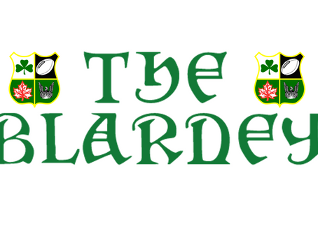 THE BLARNEY - March 10th, 2020