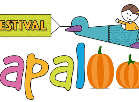 Kidapalooza Family Festival Markham Fairgrounds,October 7-9th