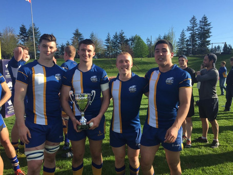 Markham's Andrew Coe helps UBC capture 3rd straight BC Championship