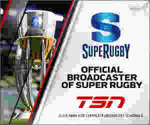 SuperRugby on TSN