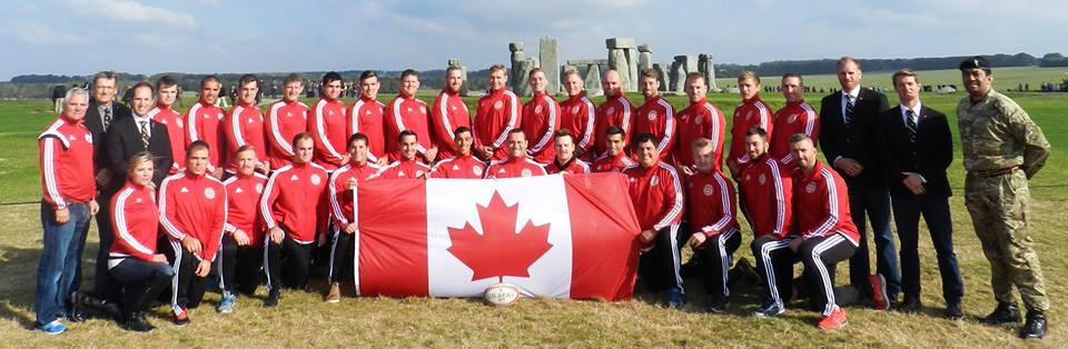 Canadian Armed Forces Rush RFC