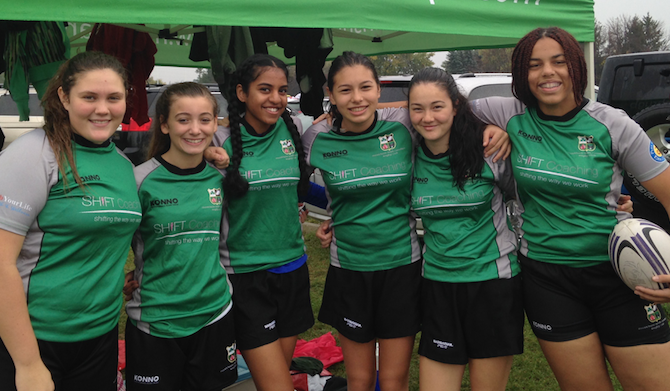 MICRC Junior Girls Rugby