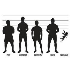 Rugby Positions – Humorously Explained