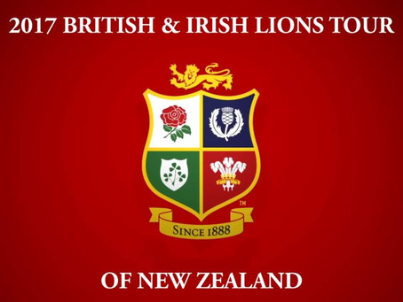 When is the British and Irish Lions Tour 2017 and what is the schedule?