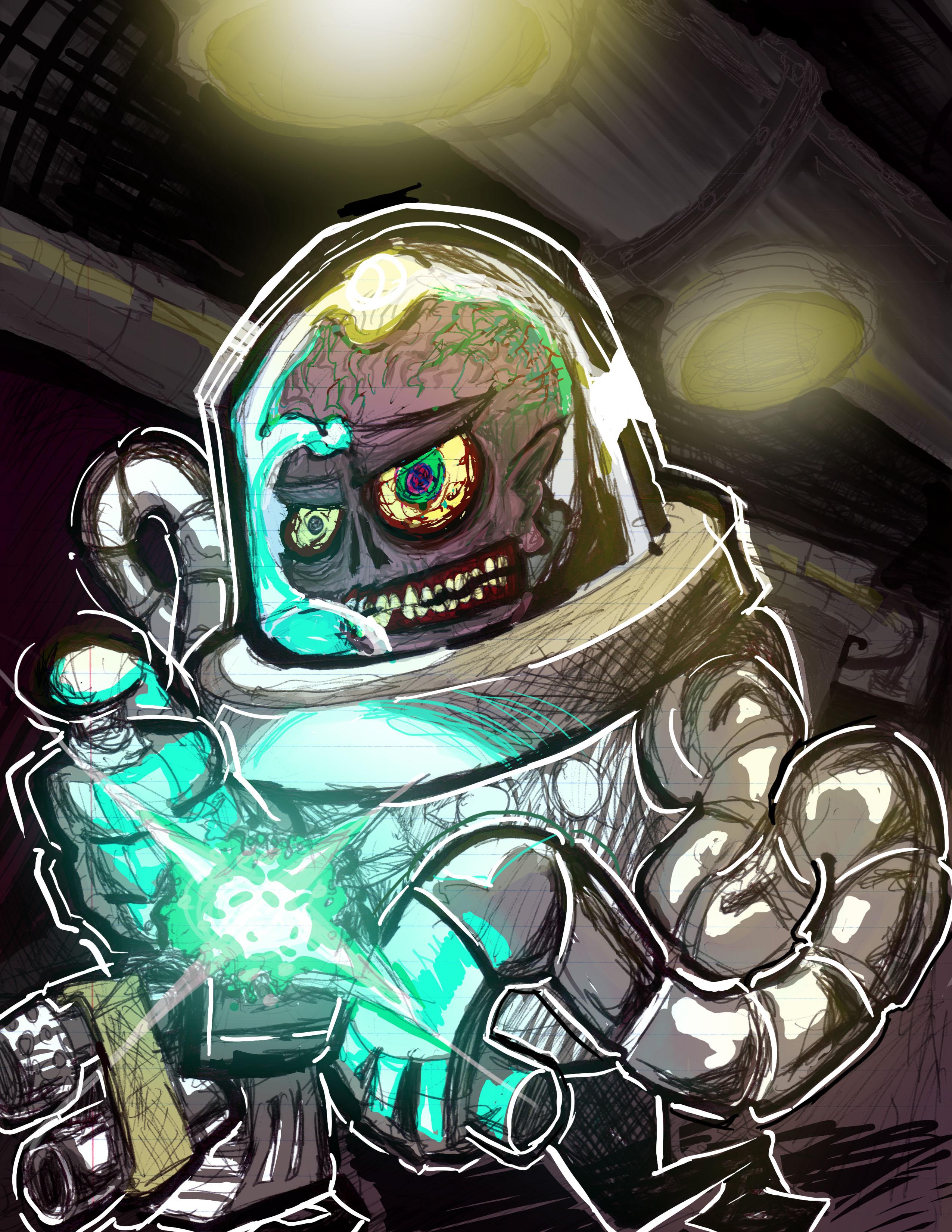 1 Mars attack
