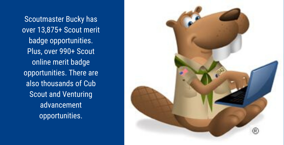 Scoutmaster Bucky