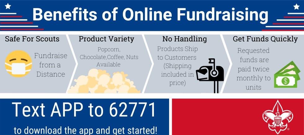 Benefits of Online Fundraising