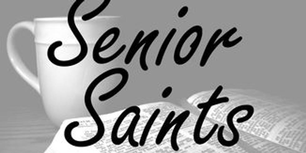 April Senior Saints Outing!