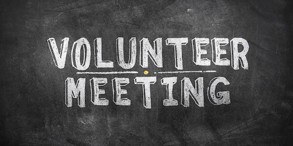 VBS Volunteer Meeting June 10th at noon!