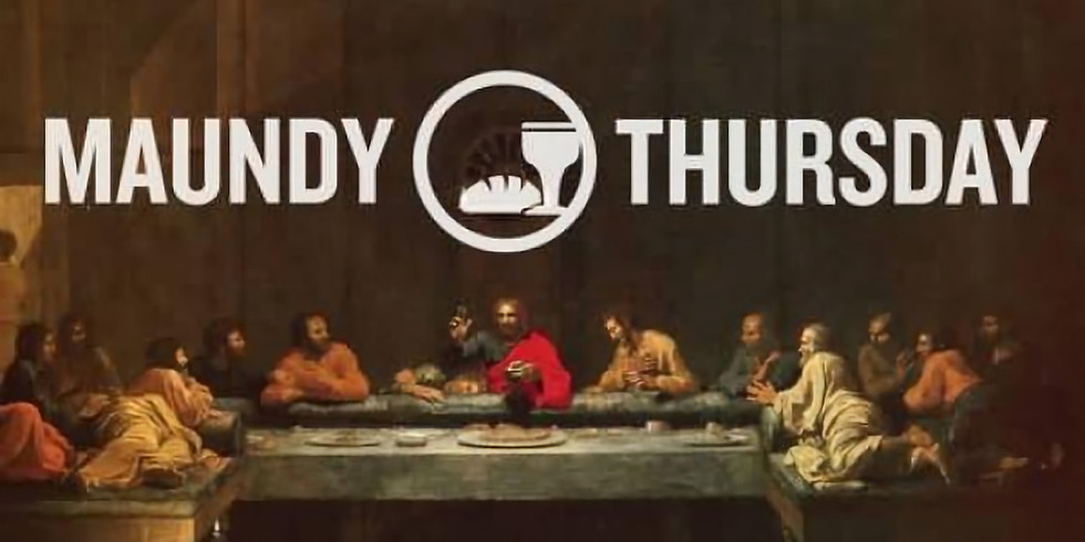 Maundy Thursday Salad Supper & Communion