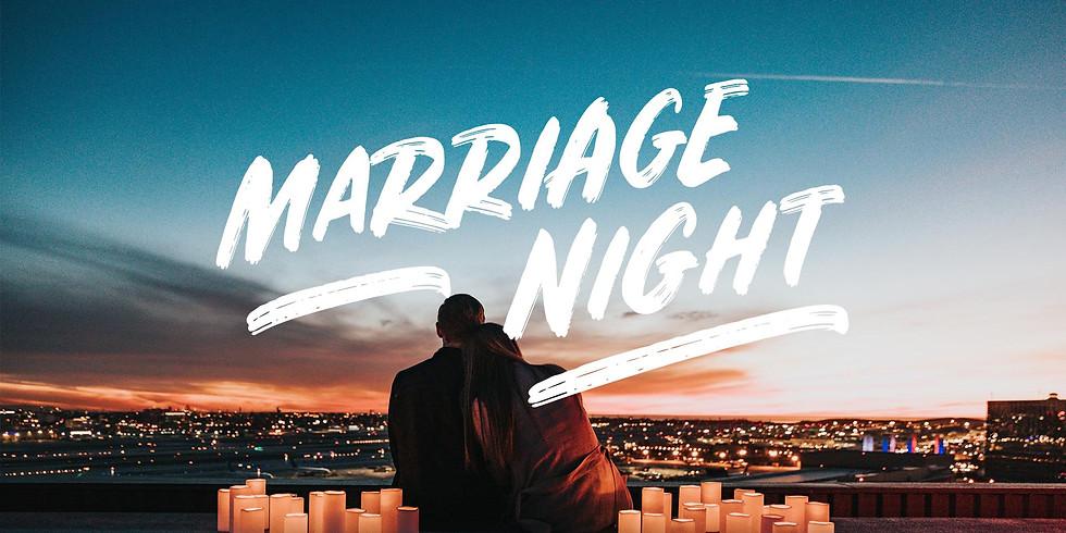 Marriage Night Simulcast Event