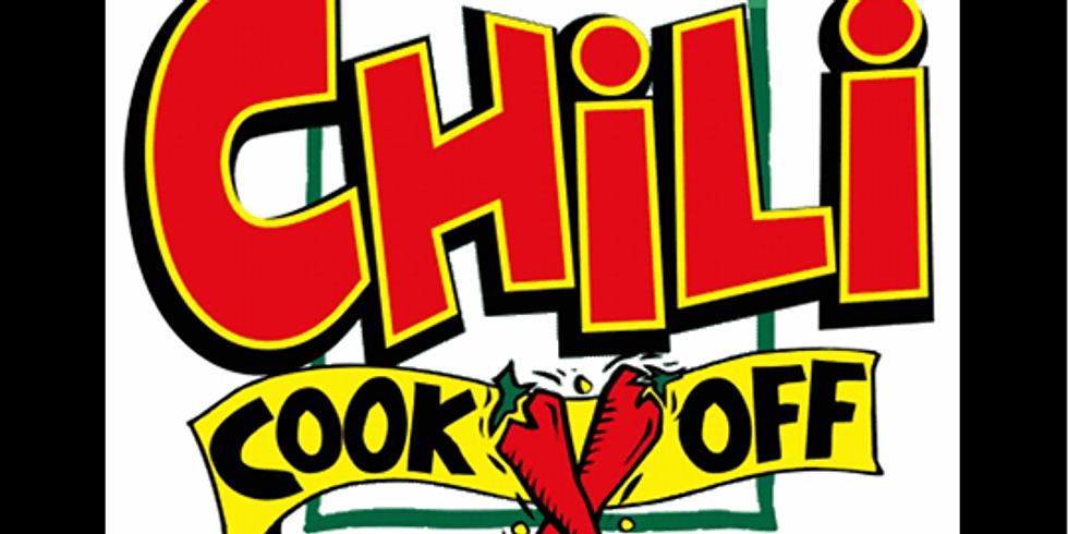 Chili Cook Off & Fleece Blanket Night