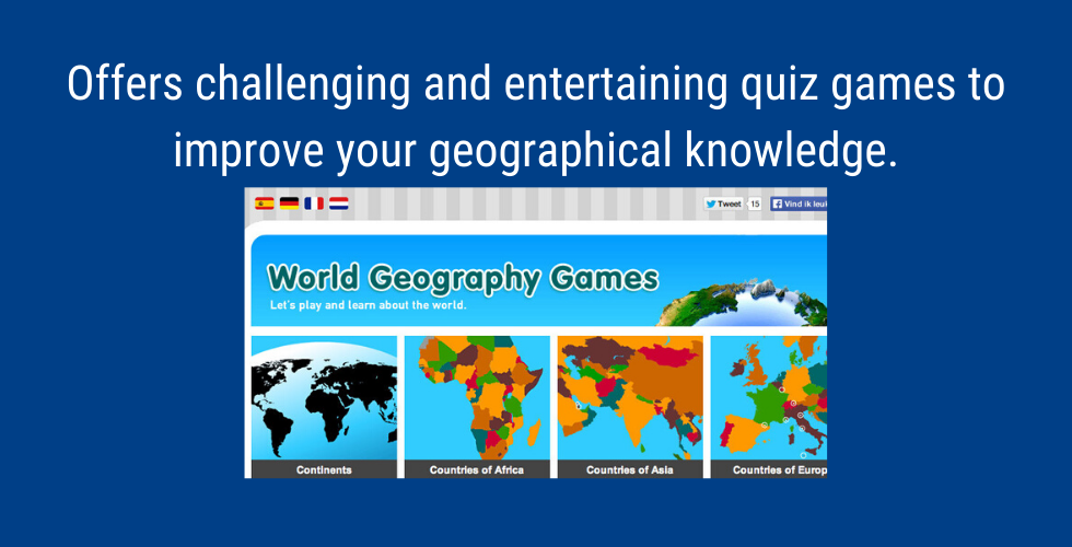 World Geography Games