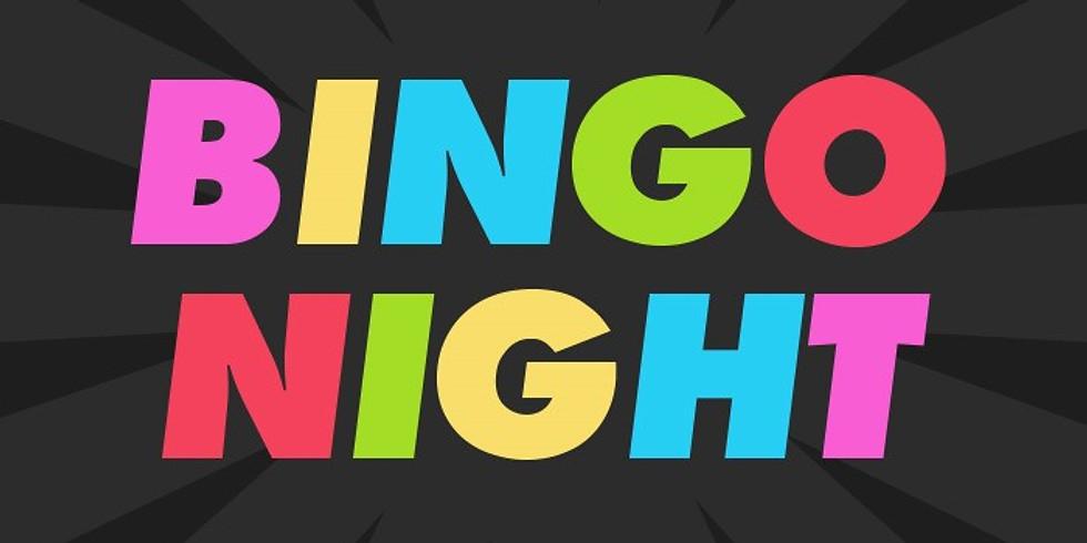 Bingo Night-Childcare Registration