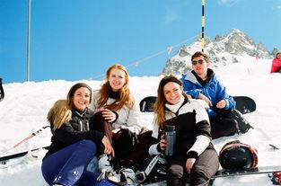 Ollie - Ski Girls, France (2019)