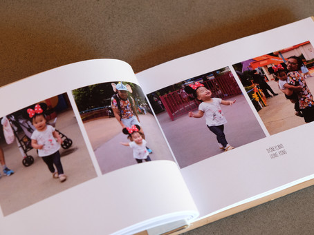 How to order a photobook