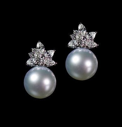 tarada jewelry,exclusive diamond,diamond ring,ต่างหูไข่มุกแท้,ไข่มุกแท้,earring,colorful jewelry,colorful fine jewelry ,Gemstones,เพชรสี,พลอยสี,เพชรพลอย