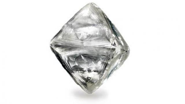 Rough Diamond, Diamond Crystal