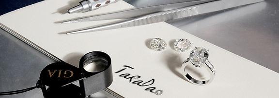เครื่องประดับเพชร แหวนแต่งงานเพชร GIA ออกแบบแหวนแต่งงาน