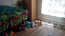 Playroom at Play Therapy with Karen Hammond, Centre for Complementary Medicine and Homeopathic Education, Norwich
