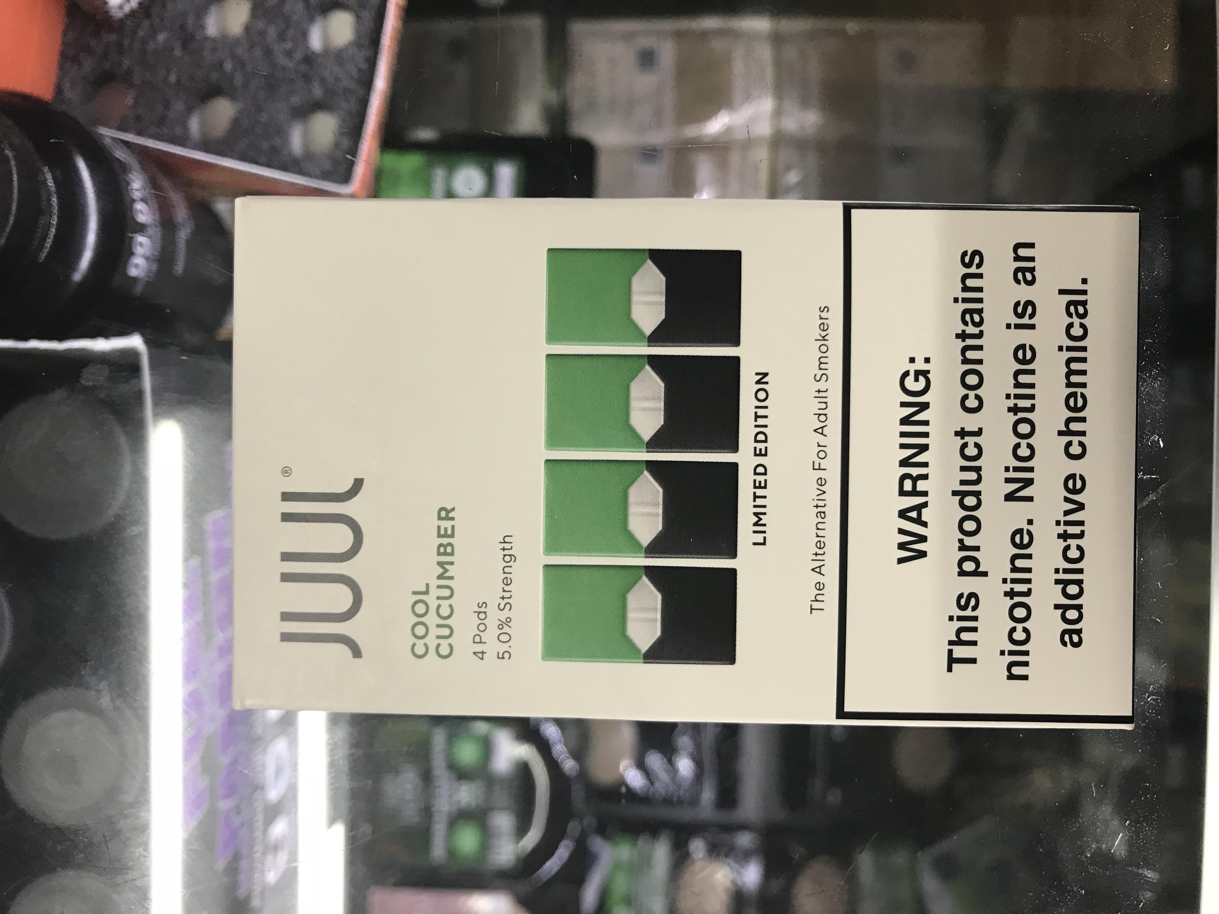 Hitting the JUUL increases nicotine addiction