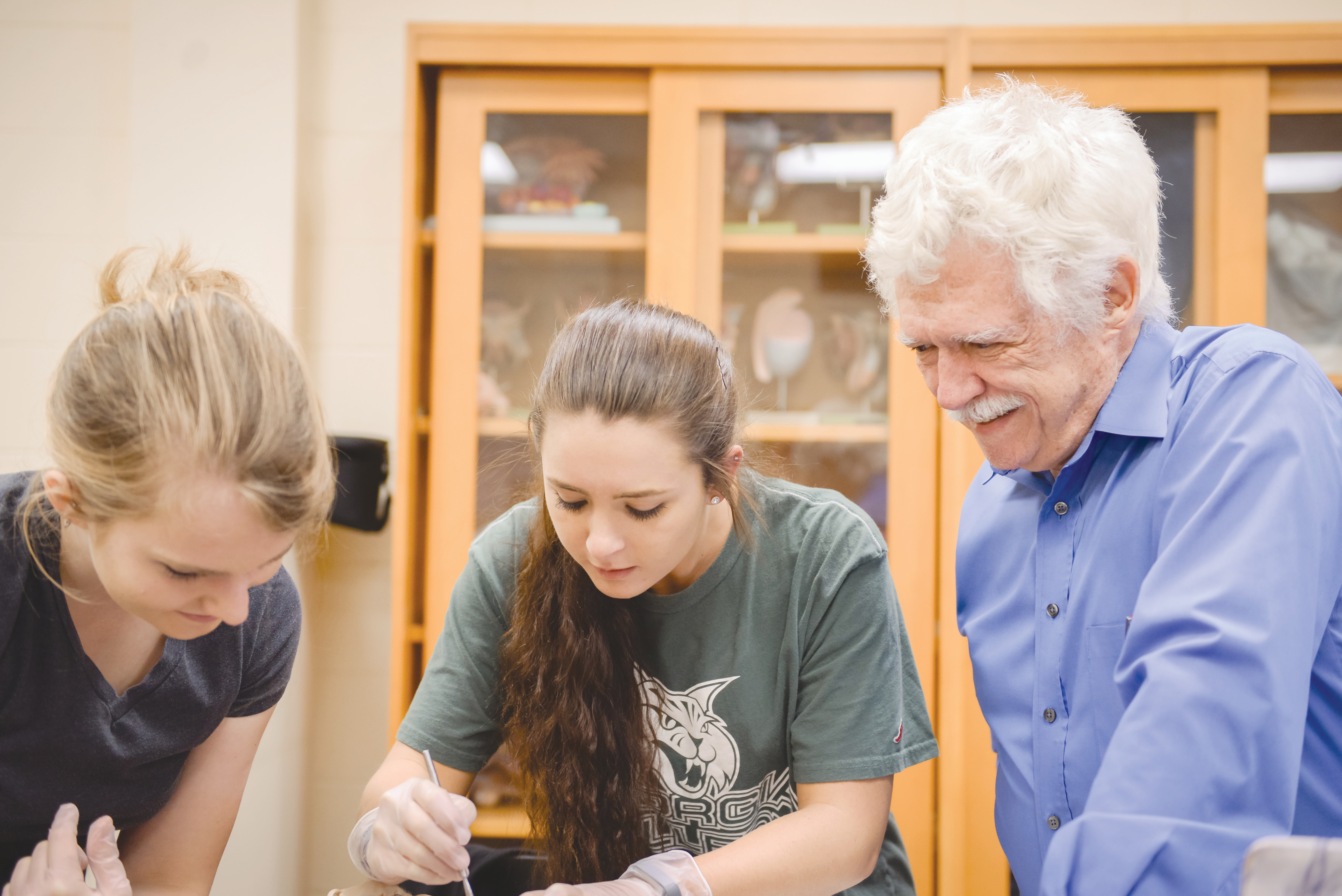 Anatomy professor educates locally and globally | gcsucolonnade