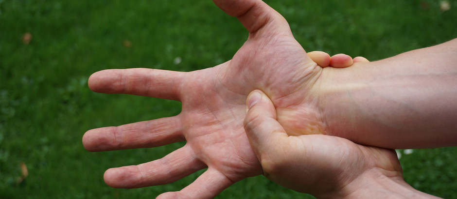 Handschmerzen: Karpaltunnelsyndrom