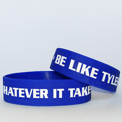 Whatever It Takes, Be Like Tyler Wristband