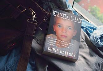 Tyler Hallsey Book