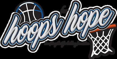 Hoops for Hope Logo