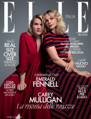 Emerald Fennell & Carey Mulligan
