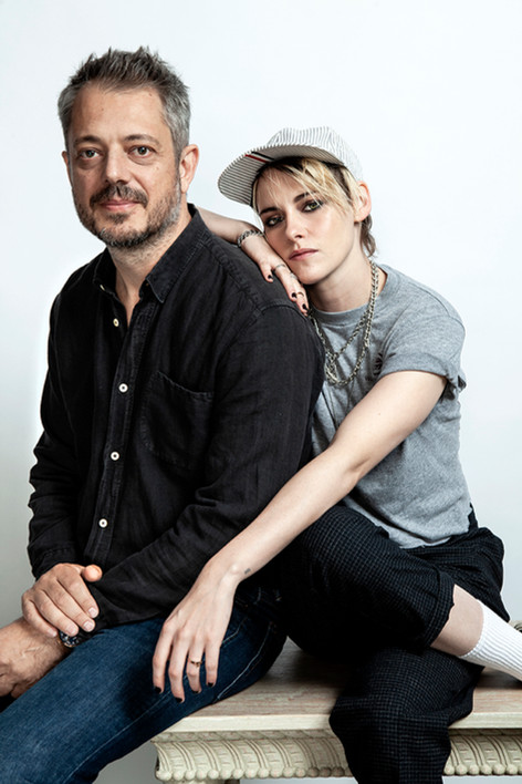 Benedict Andrews & Kristen Stewart