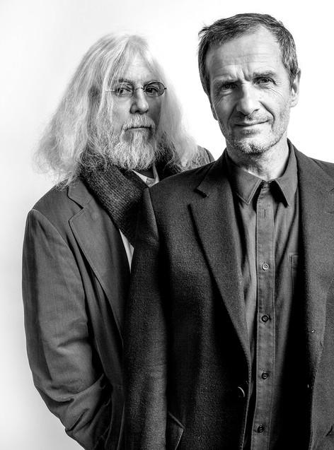 David Heyman & Robert Richardson