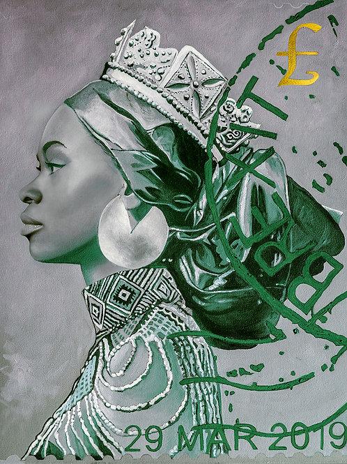 Immigrant Queen (Green)