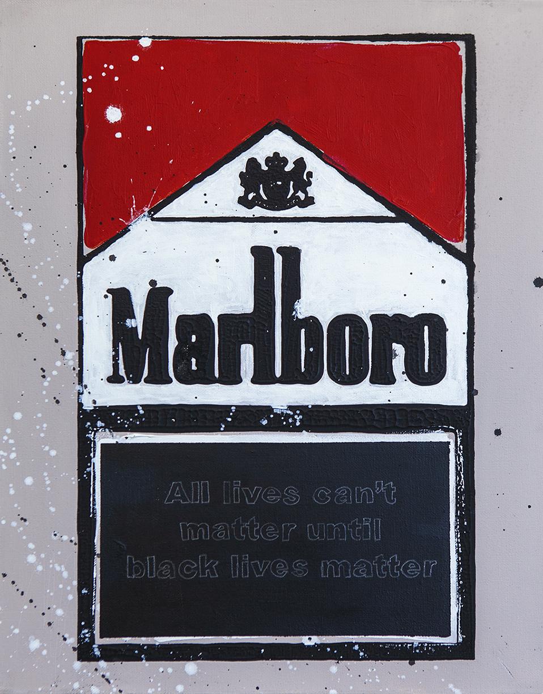Marlboro BLM