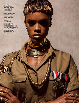 Violeta Sofia gold fashion photography.j