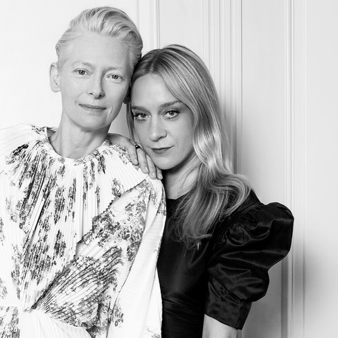 Tilda Swinton and Chloe Sevigny