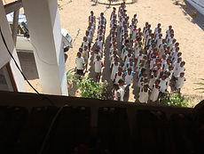 Installation solaire ABC Domino Madagascar