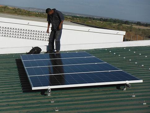 Installation panneau solaire Tuléar