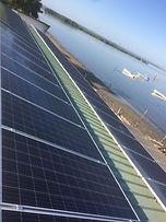 Installatin solaire Copefrito Tuléar