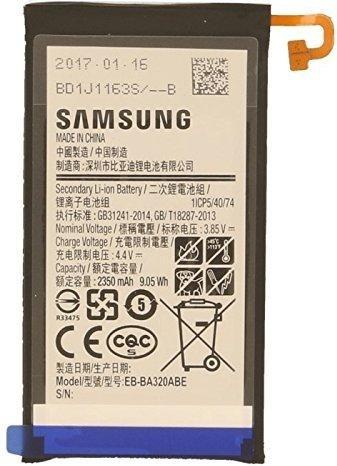 Batterij - Samsung Galaxy A3 2017 batterij EB-BA320ABE