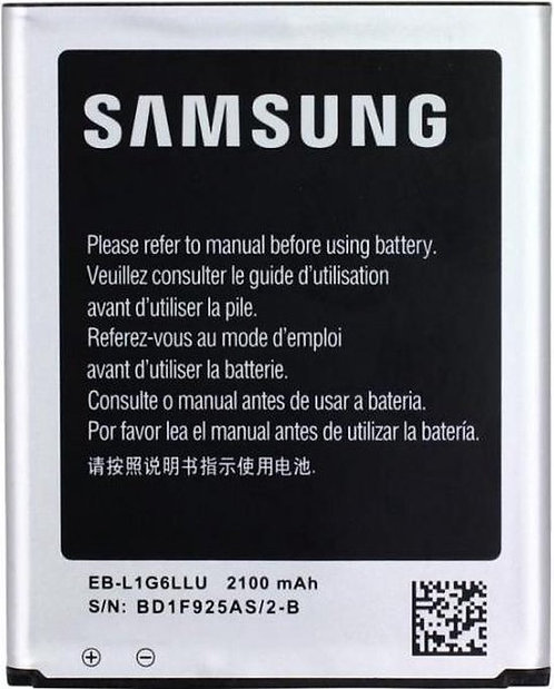 Batterij - Samsung i9300 Galaxy S3 en I9300 I Galaxy S3 Neo - EB-L1G6LLU