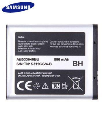 Samsung batterij - B3210 CorbyTXT, E740, J200, S7350 Ultra S en Z170 - AB533640B