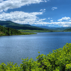 Stagecoach Reservoir