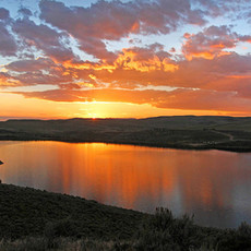 Elkhead Reservoir