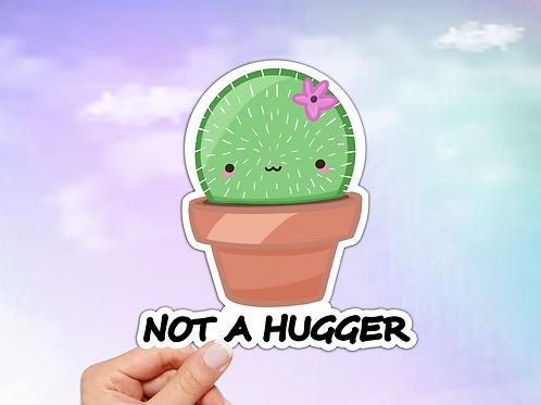 Cactus Vinyl Sticker