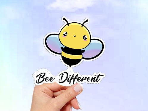 Bee Sticker, Dee Different, Vinyl