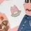 Thumbnail: Cat eating Noodles Short-Sleeve Unisex T-Shirt