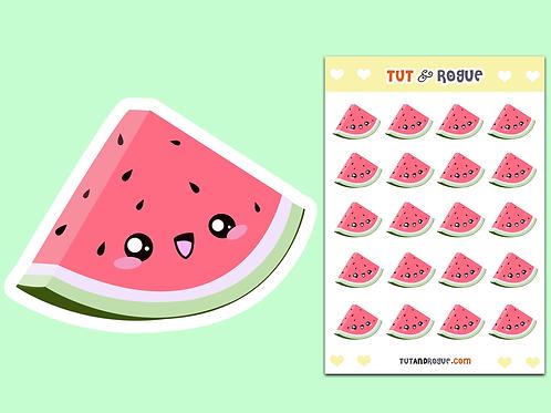 Watermelon Sticker Sheet